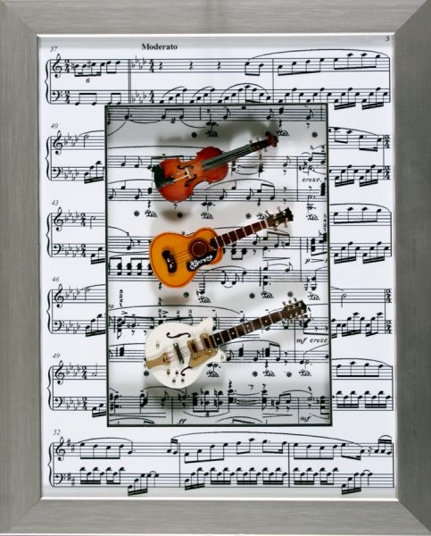 Music room display