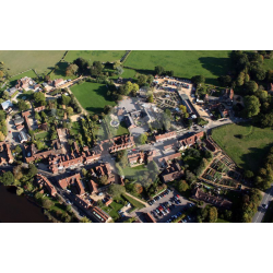 Beaulieu Village, Aerial View