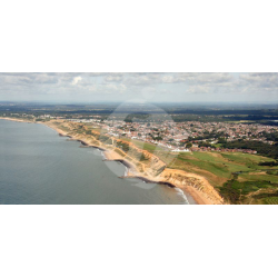 Barton On Sea, Aerial View