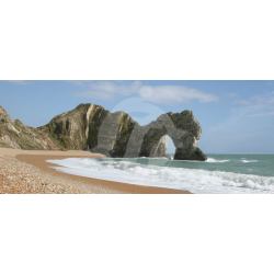 The Beach at Durdle Door