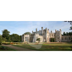 Highcliffe Castle Summer