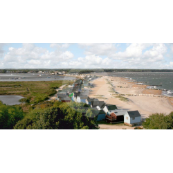 The Beach at Hengistbury