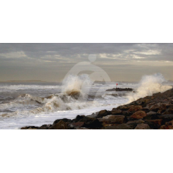 Storm Waves, Barton on Sea